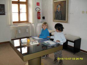 Návšteva Galérie Kollára